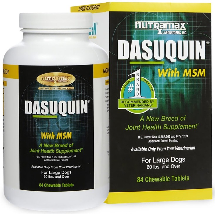 Dasuquin with MSM